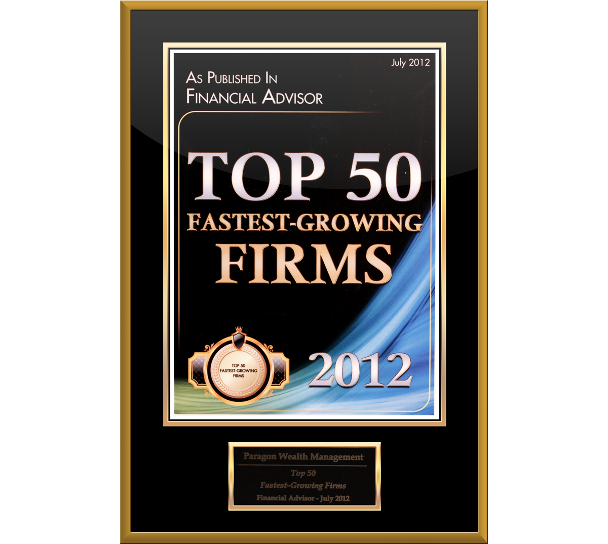 Top 50 Fastest Growing Firms